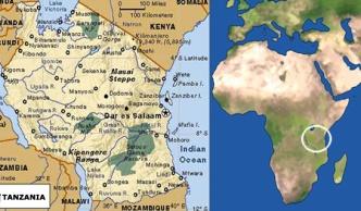 carte-Tanzanie